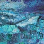 1-12 1996 Eisbarrieren, Acryl